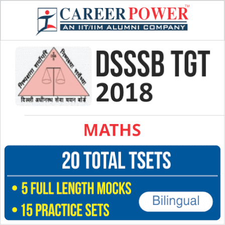 DSSSB TGT Maths