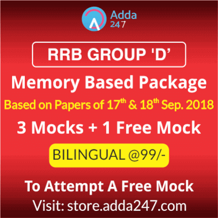 https://store.adda247.com/#!/product-testseries/1549/Railway-Group-D-2018-Memory-Based-Online-Test-Series