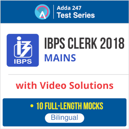 free mock test for ibps clerk 2019
