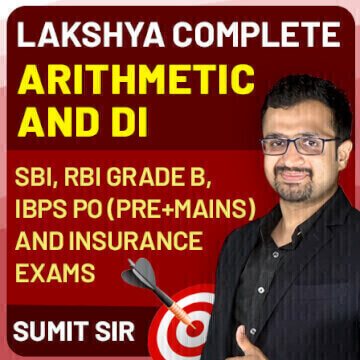 Lakshya Complete Arithmetic and DI Batch for SBI | 24 January 2019_50.1