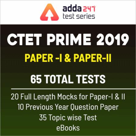 TeachersAdda: Prepare for CTET, UPTET, KVS, DSSSB and Teaching Exams
