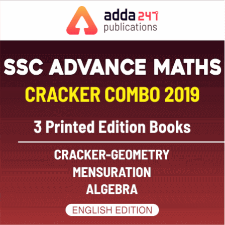 SSC Advance Maths Book: Geometry+Mensuration+Algebra