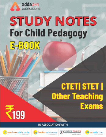 Study Notes For Child Pedagogy E Book