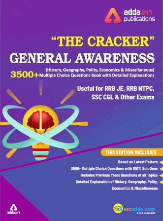 General Awareness Book for RRB JE, NTPC, SSC Exams 2019