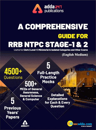 A Comprehensive Guide for RRB NTPC Group D ALP & Others