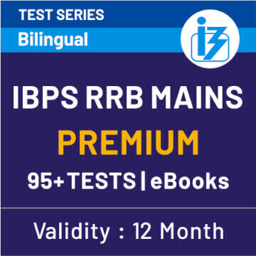 IBPS RRB PO/Clerk Mains English Quiz 22nd of September 2019_50.1