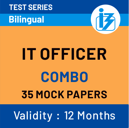 IBPS SO Syllabus for IT Officer Scale-I 2019_60.1