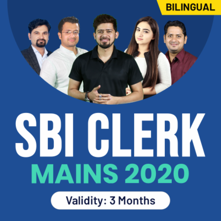 Video courses for SBI Clerk