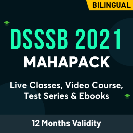DSSSB TGT Recruitment 2021: Last Date Extended for Apply Online for 5807 TGT posts_50.1