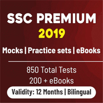 SSC Stenographer Exam Pattern 2019 For Tier - 1 and 2_50.1