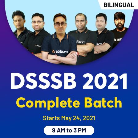 DSSSB Cut-off 2021
