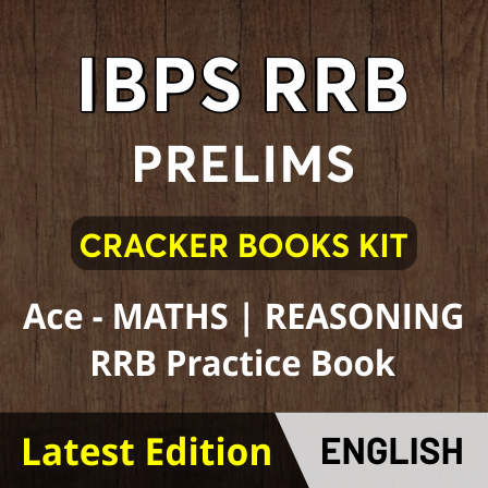 IBPS RRB Prelims Crackers Book Kit – Latest Edition_50.1