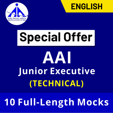 Mock Tests For AAI Exam: Check Special Offer By Adda247_60.1