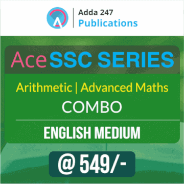 The ACE Combo Of 2 (Arithmetic Maths + Advance Maths) for