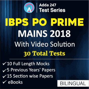 IBPS PRIME