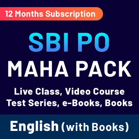 Get All Study Material of SBI PO 2020 Under Rs. 1499_50.1
