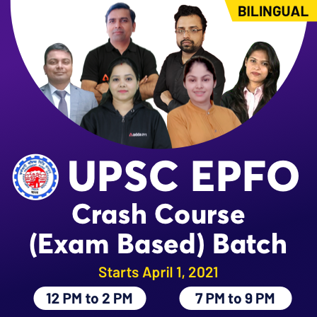 UPSC EPFO 2021 Exam Pattern and Syllabus_50.1