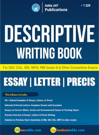 Descriptive writing book for ssc and bank exams english printed edition spiritdancerdesigns Gallery