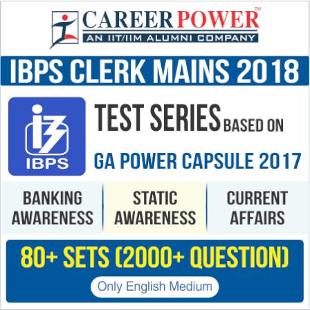 Computer Capsule for IBPS Clerk Mains 2017-18 | Download PDF